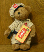 "Boyds Plush Ornament #919944 Dale 6"", New w/ tags From Retail Store Coca Cola"