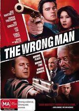 The Wrong Man (DVD, 2007)