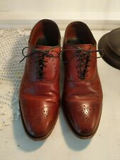 Allen Edmonds Mens Shoes Weybridge 10.5 D Nice Condition Made in USA sharp shoes