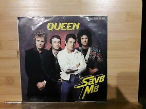 """Queen – Save Me /   Vinyl  7"""" Single"""
