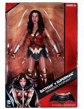 "Wonder Woman • Batman v Superman • DCEU Multiverse Mattel 12"" Action Figure RARE"