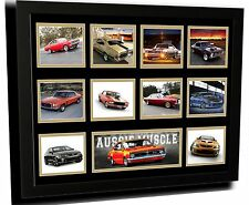 HOLDEN MONARO FRAMED LIMITED EDITION MEMORABILIA