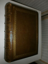 The Dramatic Works of William Shakspeare Thomas Campbell 1866 Reliure fine