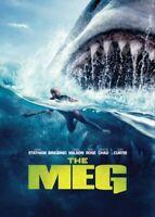 Nuevo The Meg DVD Región 2