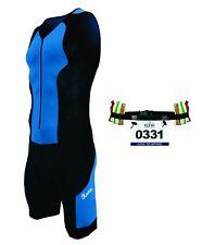 Kona II Men's Triathlon Suit with BONUS Race Belt