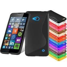 Protección de silicona para Nokia teléfonos móviles TPU funda bumper S-line móvil cartera case cover