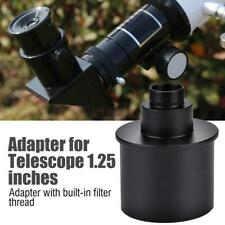 """Astronomical Telescope Camera Adapter Ring 1.25"""" for Photography Shoot Video F3"""