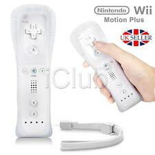 Consola Nintendo WII U+Silicona+Correa Original Remoto Mando a distancia Blanca