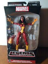 Marvel Legends Infinite Fierce Fighters Spider-Woman 6-Inch Figure