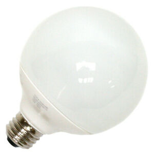 MaxLite Globe 60-Watt incandescent equivalent Energy Star Qualified CFL Lamp