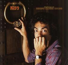 KISS - 2CD BEHIND CLOSED DOORS DEMO TRACKS & WICKED LESTER BONUS CD SET - RARE
