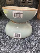 Heritage Denby Tea Plates X2 BRAND NEW Fountain