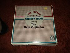 The Great American Variety Show / The New Virginians /USA copy / EX / EX