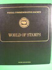 U.S. Postal Commemorative Society Album - World of Stamps