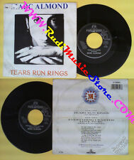 LP 45 7''MARC ALMOND Tears run rings Everything i wanted love to be no cd mc dvd