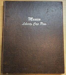 Dansco Album for Mexico Liberty Cap Peso; #7229 (book 6)