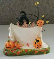 Dept 56 Halloween Village - Creepy Village Sign 53170 Brand New In Box