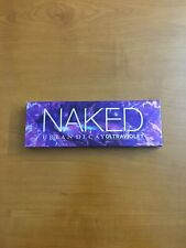 URBAN DECAY NAKED ULTRAVIOLET EYESHADOW PALETTE AUTHENTIC BRAND NEW