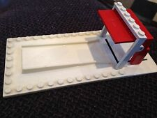 LEGO spares vintage Garage door  from 1966   set 435