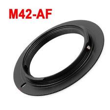 M42-AF Mount Adapter Ring For M42 Lens To Minolta AF & SONY Alpha UK Seller