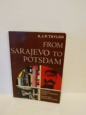 From Sarajevo to Potsdam (Library of European C... by Taylor, A. J. P. Paperback