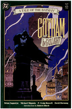 DC Gotham By Gaslight - A Tale of the Batman (52 pgs.) VF+ Mignola, Robert Bloch