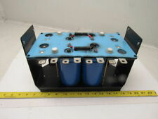 Cornell Dubilier Cc0130a00 Dcme1335 Capacitor Bank 4 3600uf 400vdc