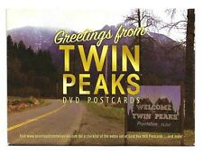 TWIN PEAKS GOLD BOX POSTCARD ENVELOPE POST CARD