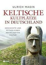 Keltische Kultplätze in Deutschland | Ulrich Magin | Buch | Deutsch | 2019