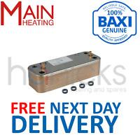 Main Combi 25, 30 Eco, Eco Elite 16 Plate DHW Heat Exchanger 7225723 248048 NEW