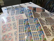*FREE US SHIPPING* 105 Press Sheets COMPL 1994-2002 #2869/3611 FACE $3,475+
