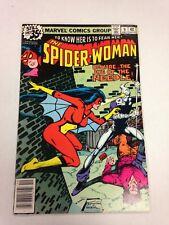 Spider-Woman #9 December 1978
