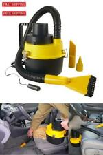 12V Car Vacuum Cleaner Wet n Dry Ultra Vac Hand Vacuum Vehiclewith Air Inflator