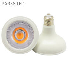 PAR38 LED Spotlight lamp E27 bulb 15W 20W 36W 220V Warm White Dimmable