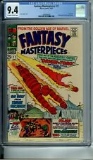 FANTASY MASTERPIECES 11 CGC 9.4 LAST ISSUE NEW CGC CASE STAN LEE SILVER AGE 1967