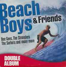 BEACH BOYS & FRIENDS - PROMO 2 CD SET: STRANGLERS, ANIMALS, SEARCHERS, TOM JONES