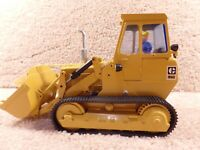 NZG Germany Modelle 1/50 CAT Diecast Capterpillar 941 Loader Crawler with Bucket