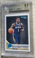2019-20 Donruss #201 Zion Williamson Pelicans RC Rookie BGS 9.5 GEM MINT💎💎