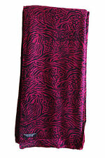 100% Exclusive soft Cashmere animal printed Shawl/Scarf Hand Made in Nepal