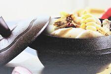 "Korea Traditional Style Marble Coating ""GAMASOT"" Pot Opera Gamasot Cooking Pot"