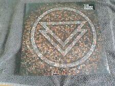 The Ghost Inside - Self Titled LP Orange Splatter Ltd Ed Sealed New