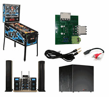 Pinnovators Subwoofer / Home Stereo Interface Board,  Stern Sam Pinball systems