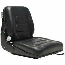 vidaXL Gabelstaplersitz mit Federung Traktorsitz Staplersitz Schleppersitz
