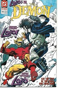 THE DEMON #13 DC COMICS 1991 BAGGED AND BOARDED