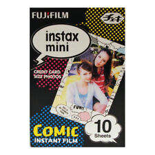 Fuji INSTAX mini / Polaroid 300  COMIC  Instant Film - Dated 05/2021