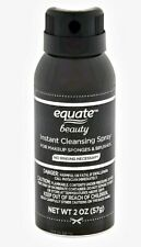 New Equate 2oz Instant Cleansing Spray For Makeup Brushes/Sponges