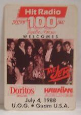 The Jets - Vintage Original Tour Cloth Backstage Pass *Last One*