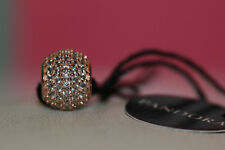 AUTHENTIC NEW PANDORA ROSE™ PAVE LIGHTS CHARM 781051CZ HINGED GIFT BOX US SELLER