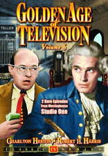 GOLDEN AGE OF TELEVISION VOL 6:BOLT O (US IMPORT) DVD NEW