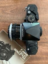 Canon F1 Film SLR Camera Body S/N 125925